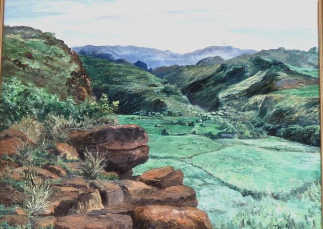 Waimea Canyon by  Mary Forbes - Masterpiece Online