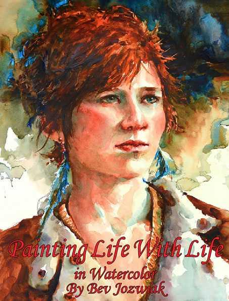 Painting Life with Li... by  Bev Jozwiak - Masterpiece Online