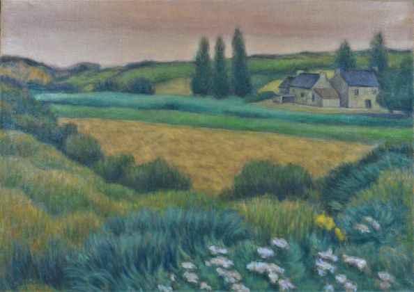 Farm in Brittany