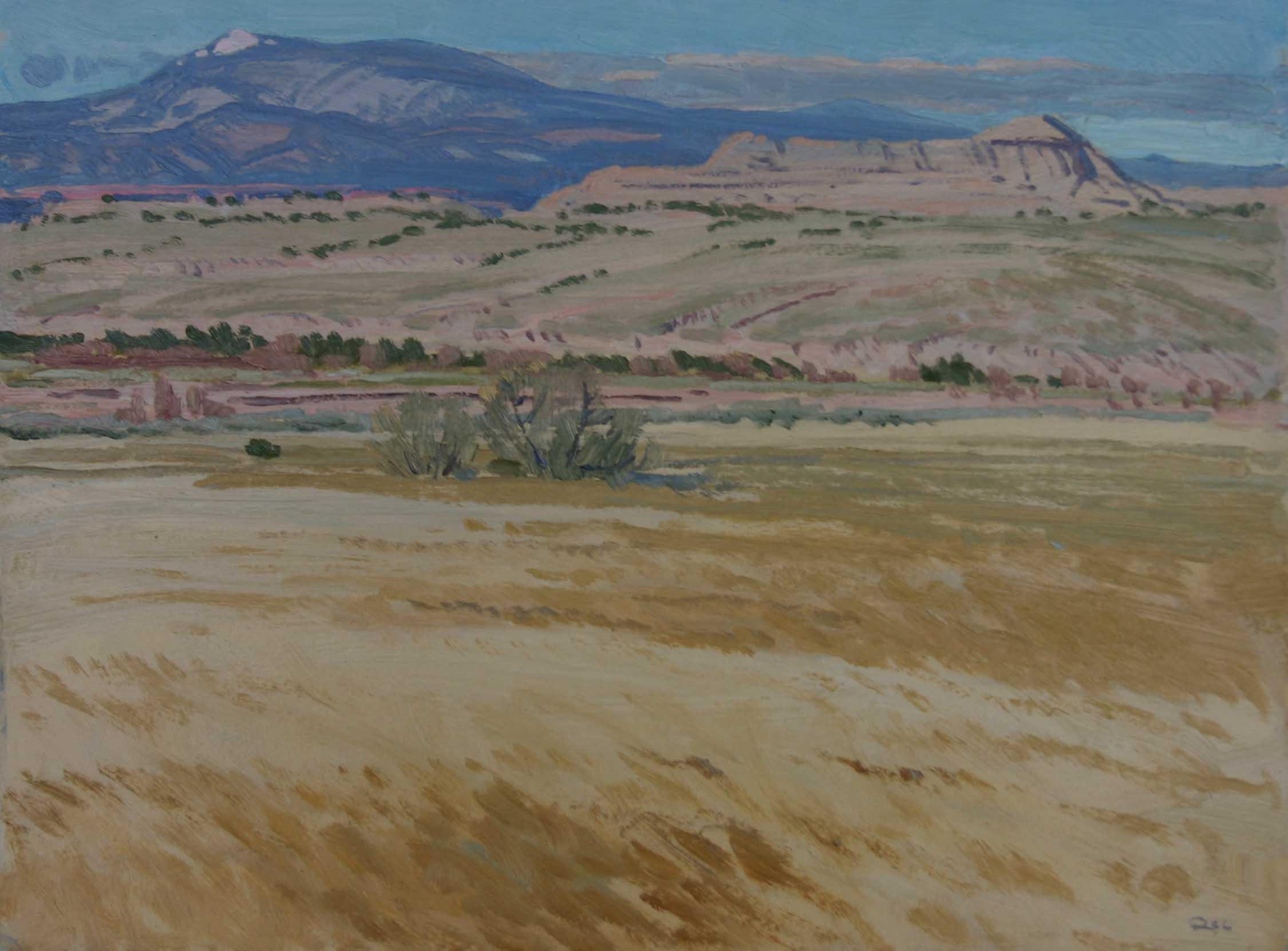 Big White Landscape w... by  Robert Lougheed - Masterpiece Online