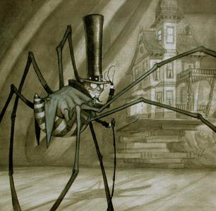 Mr. Spider by  Tony Diterlizzi Prints - Masterpiece Online