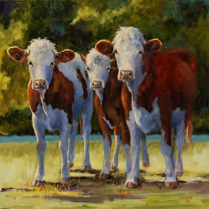 Three's Company by Ms Sandra Stevens - Masterpiece Online