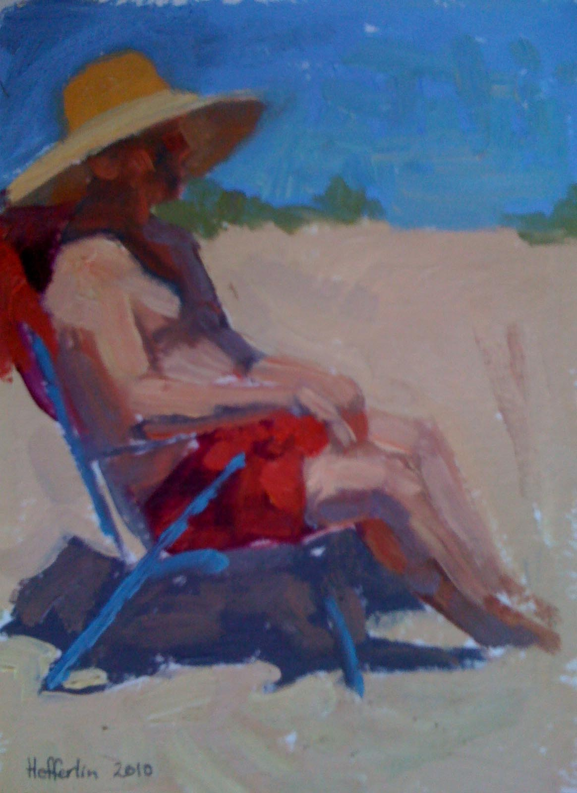 Daud in Orange Beach by  Melissa Hefferlin - Masterpiece Online