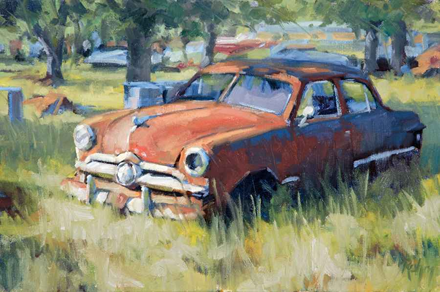 Shoe Box Ford by Mr Bob Rohm - Masterpiece Online