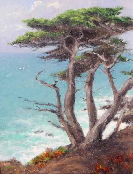 Restless Sea by  Sally  Jordan - Masterpiece Online