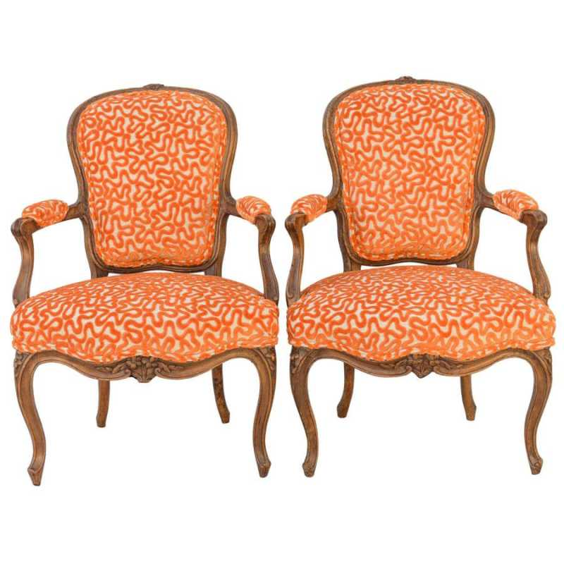 Pair of 18th Century ... by  French  - Masterpiece Online