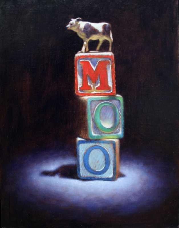 MOO by  Todd Bonita - Masterpiece Online