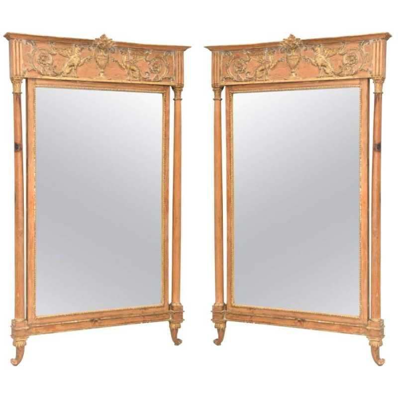 Pair of Empire-form, ... by  Italian  - Masterpiece Online