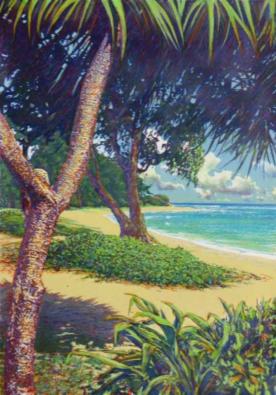 New Day North Shore E... by  Russell Lowrey - Masterpiece Online