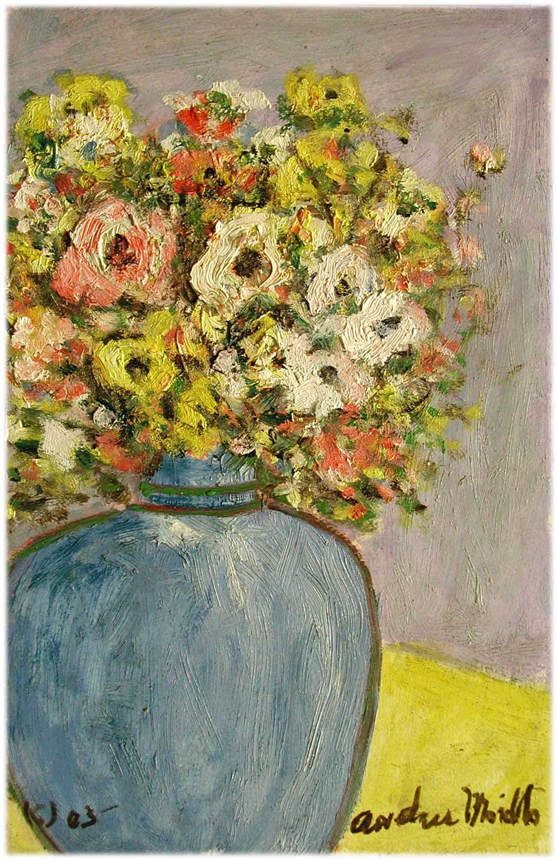 Bouquet of Flowers by  Andres  Morillo - Masterpiece Online