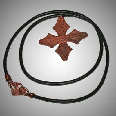 TA6595 Copper Celtic ... by  Terrie Allen - Masterpiece Online