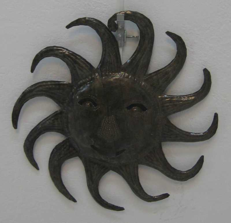 Sun Faces by Mr. Bazil Justin - Masterpiece Online