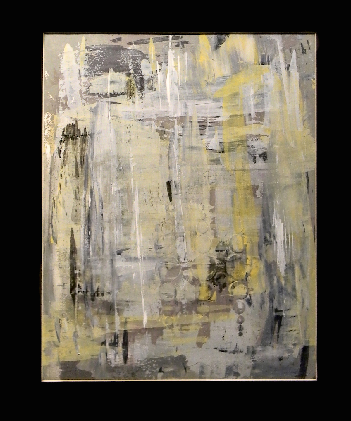 Study With Yellow #3 by  Mary Fisher - Masterpiece Online