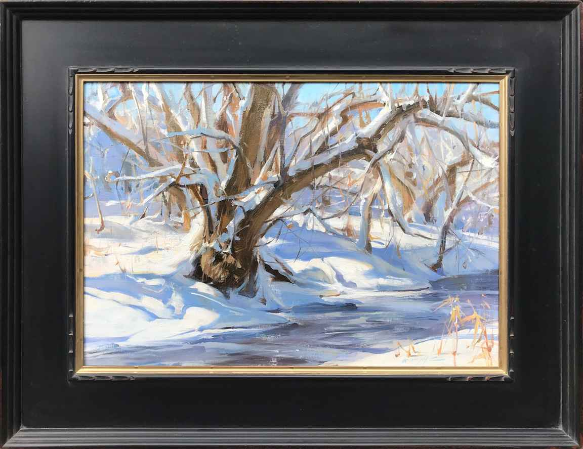 Banks of Bear Creek by Mr. Quang Ho - Masterpiece Online