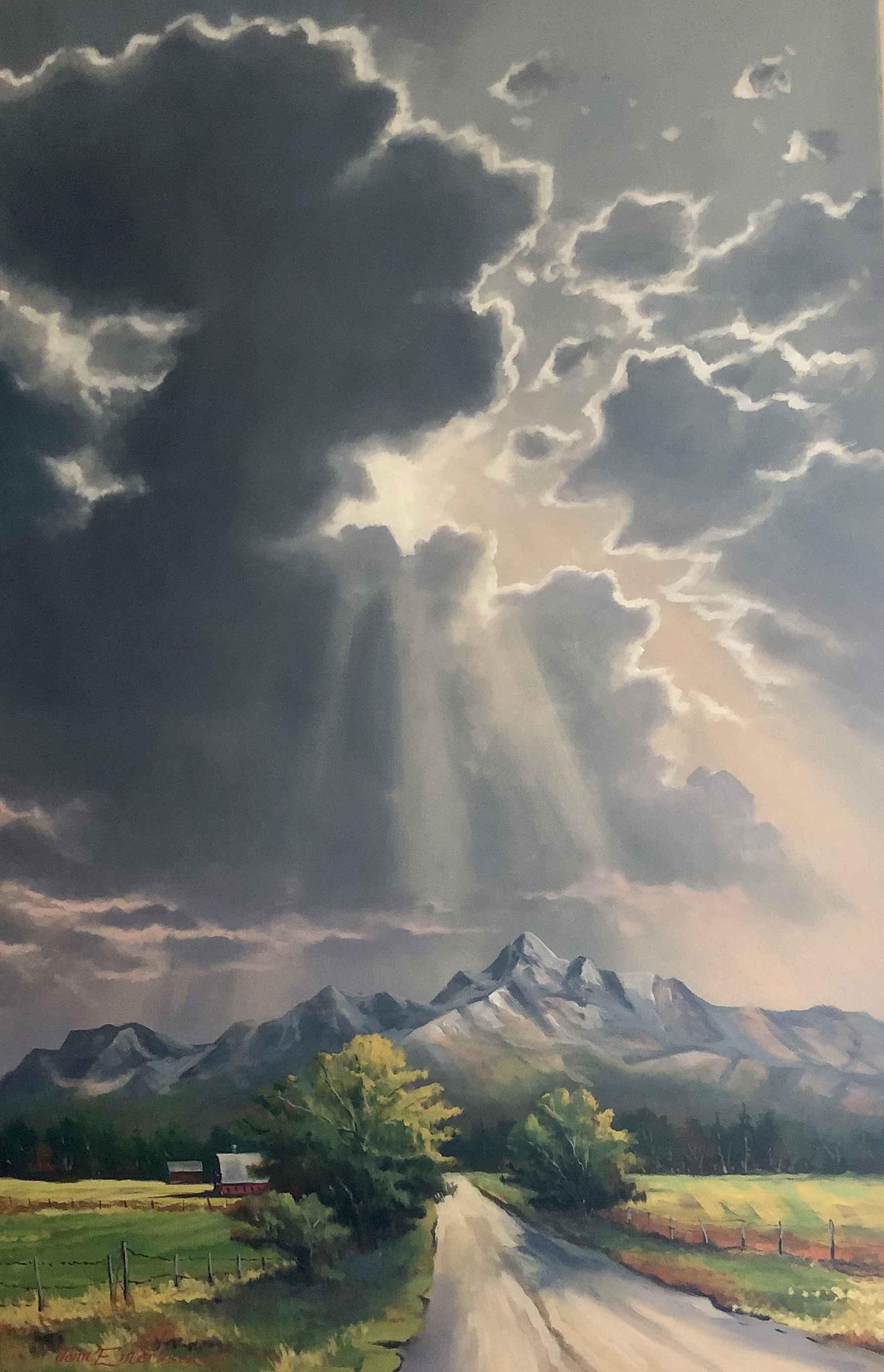 Ribbons of Light by  Jonn Einerssen - Masterpiece Online