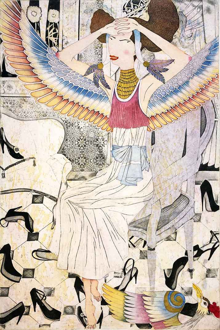 Featheriel by  Yuji Hiratsuka - Masterpiece Online