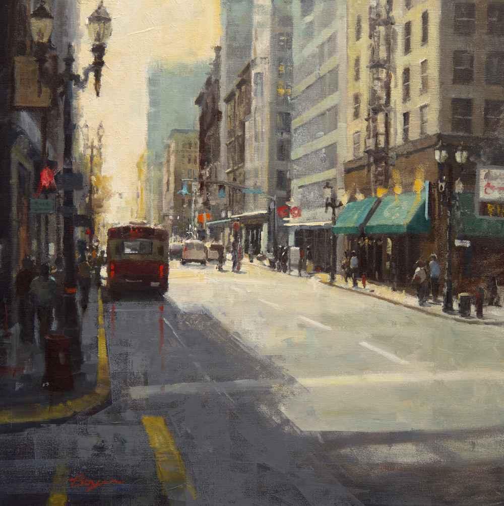 City Shadows  by  Richard Boyer