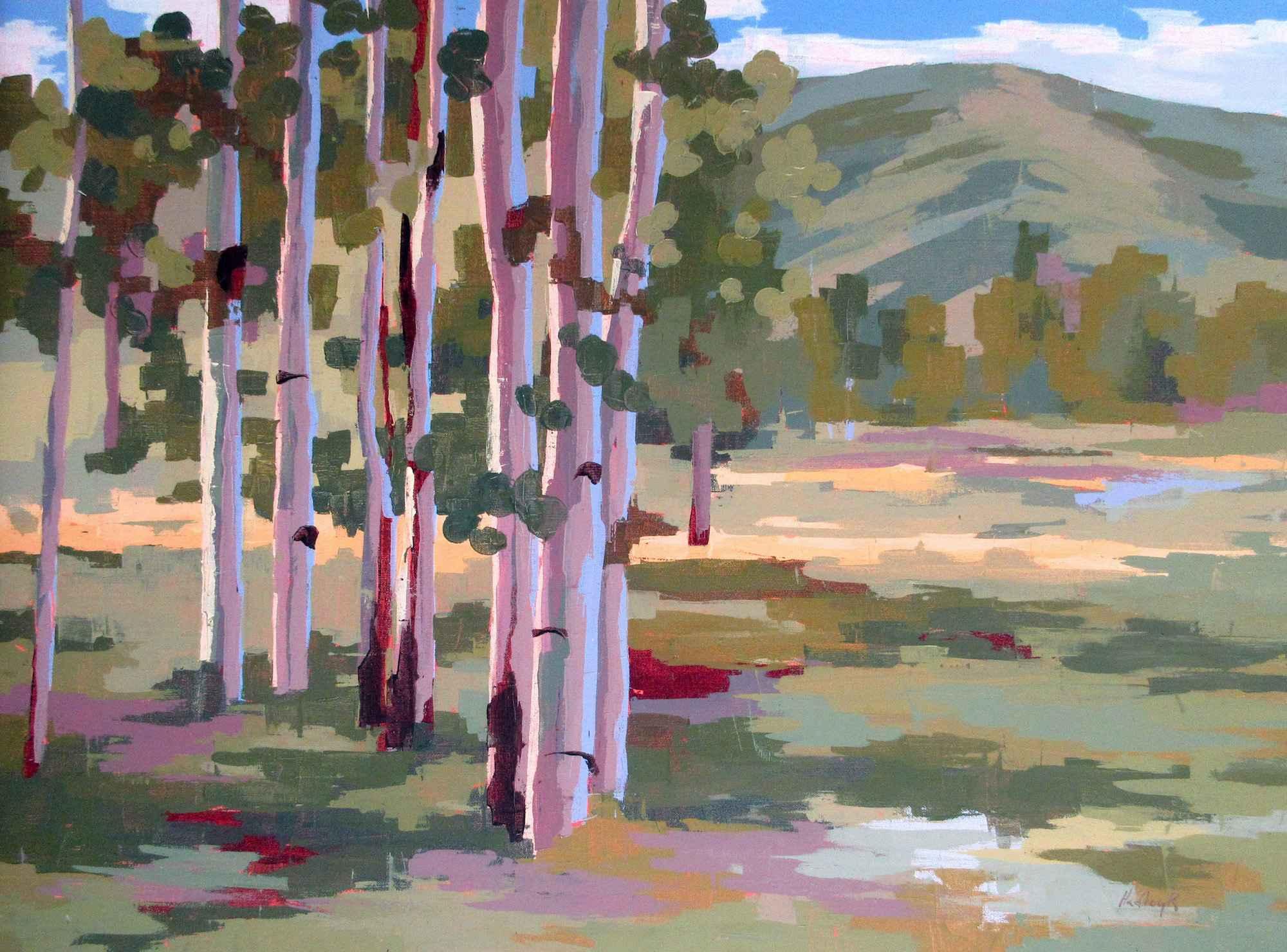 One Summer Day by  Hadley Rampton - Masterpiece Online
