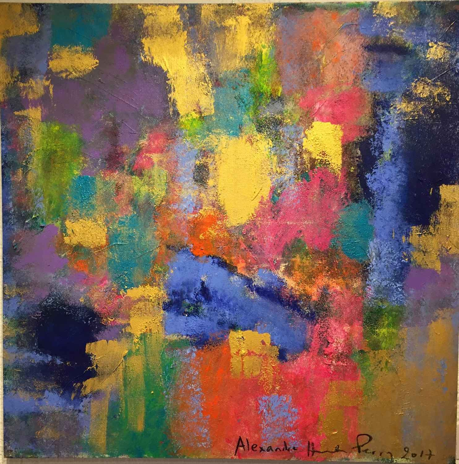 Colors 4 by  Alexandra HEUMBER PERRY - Masterpiece Online