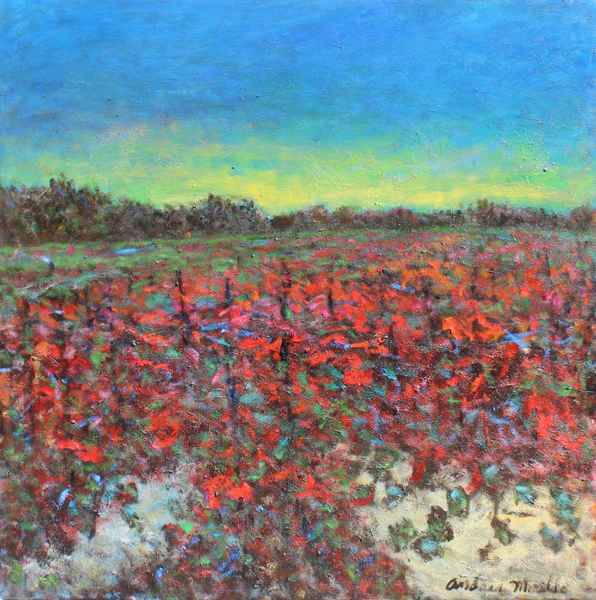 Red Vines in Twilight by  Andres  Morillo - Masterpiece Online
