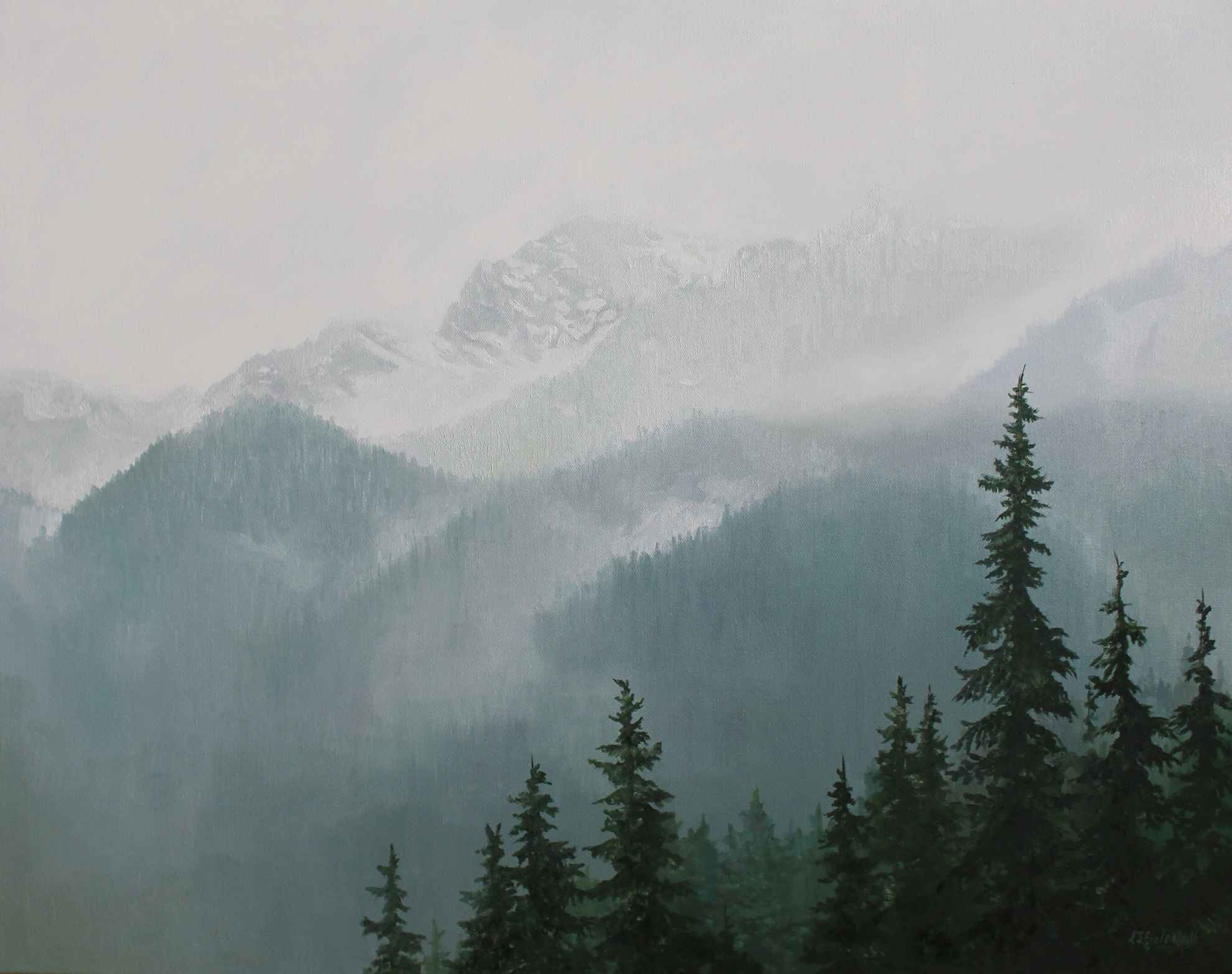 Misty Mountain Loop