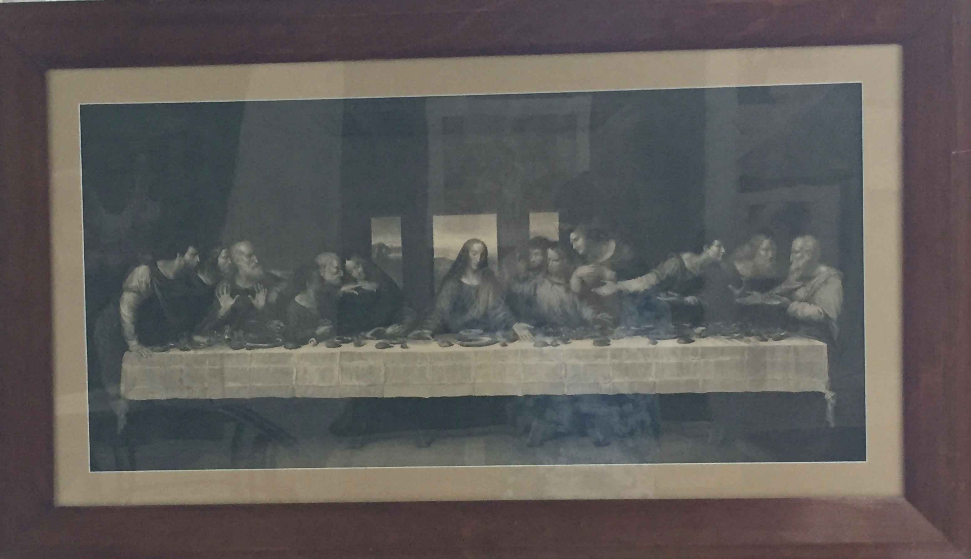 Last Supper by  After Raphael Morghen - Masterpiece Online