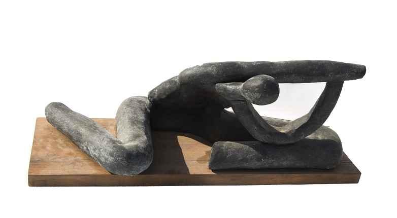 Stretching II   (69b)