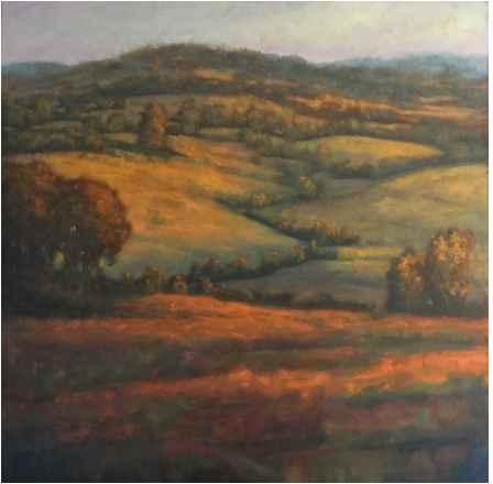 Rolling Fields  by  Michael Orwick