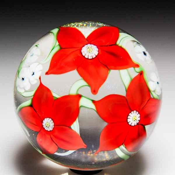 Orient & Flume red fl... by  Orient & Flume  - Masterpiece Online