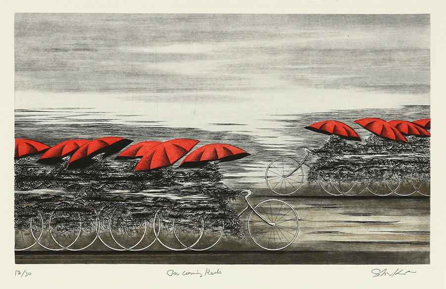 On Coming Reds by  Shigeki Kuroda - Masterpiece Online