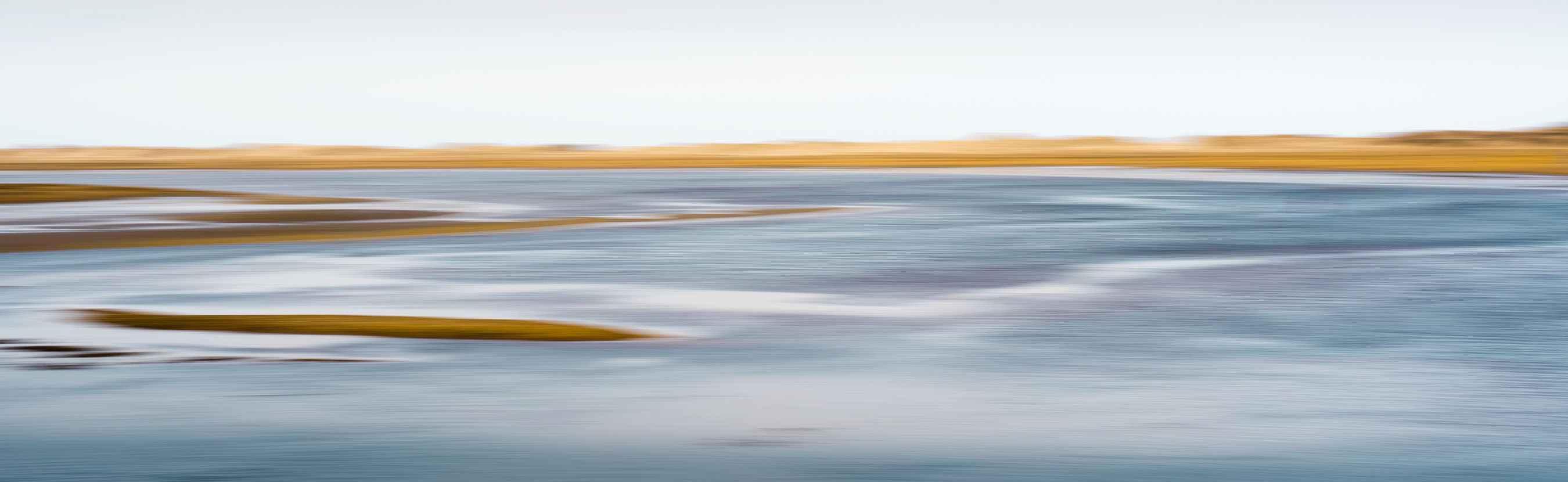 Wellfleet Harbor 2016... by  Alison Shaw - Masterpiece Online
