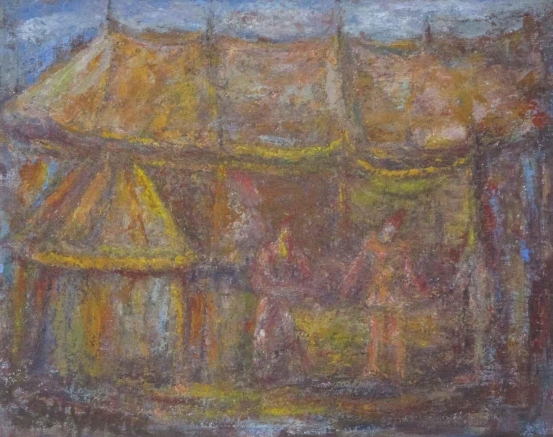 Unknown (circus) by  Amanda Snyder - Masterpiece Online