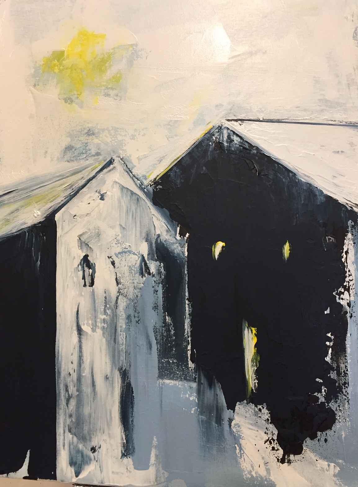 Farm at Sunrise #2 by  Steve Lyons - Masterpiece Online