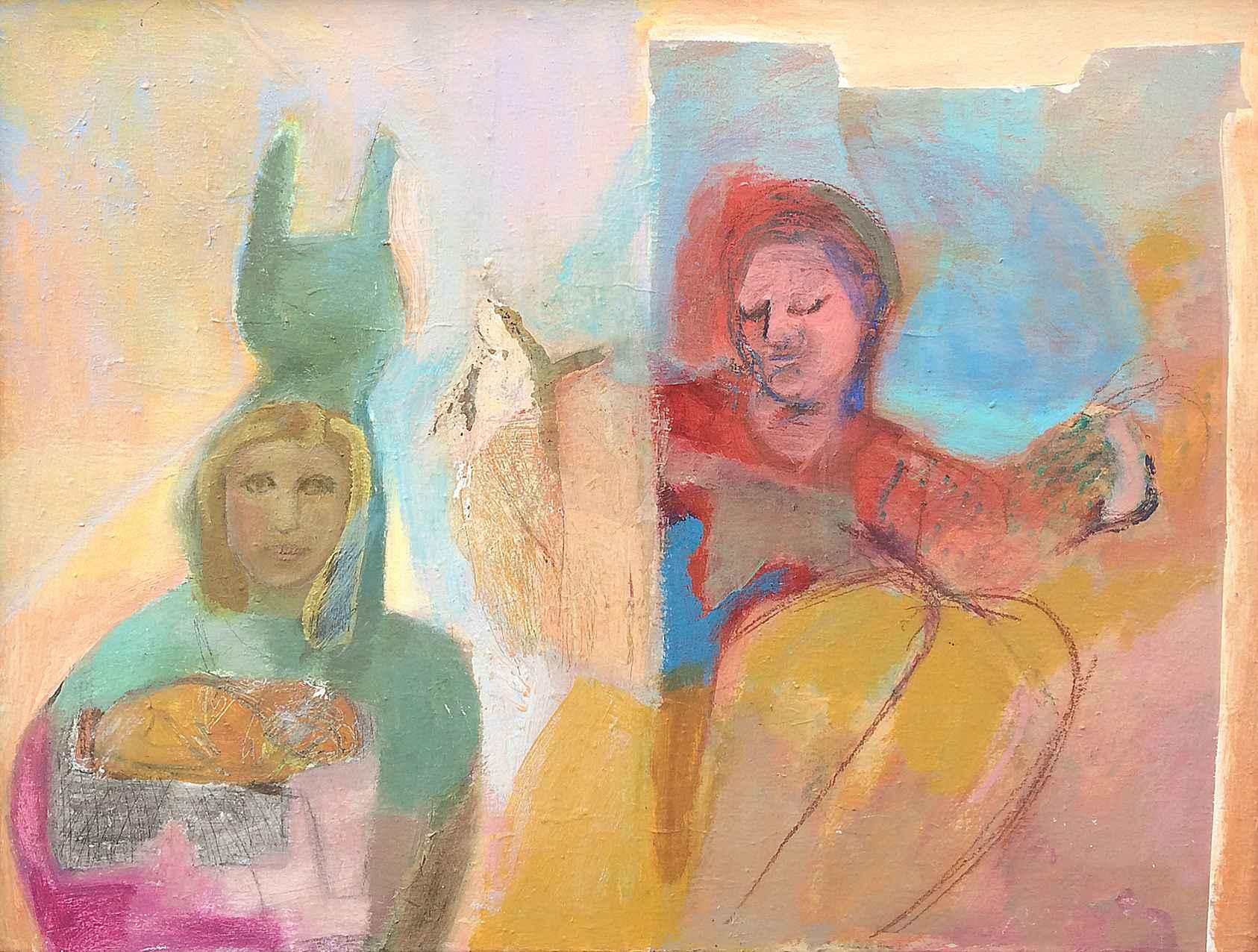 Spirits by  Rose Abrahamson - Masterpiece Online