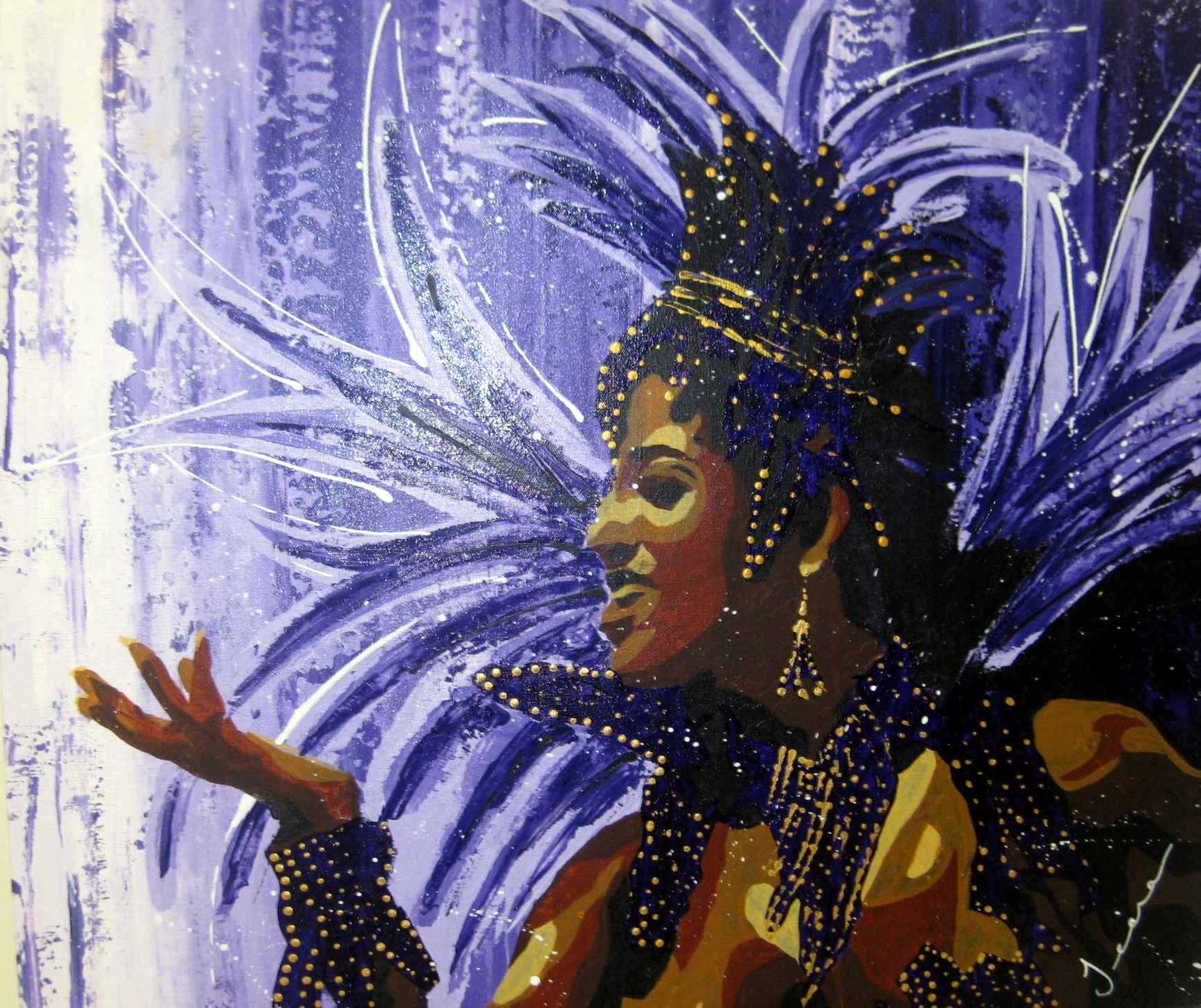 Love of Music by  Jeena Chatrani - Masterpiece Online