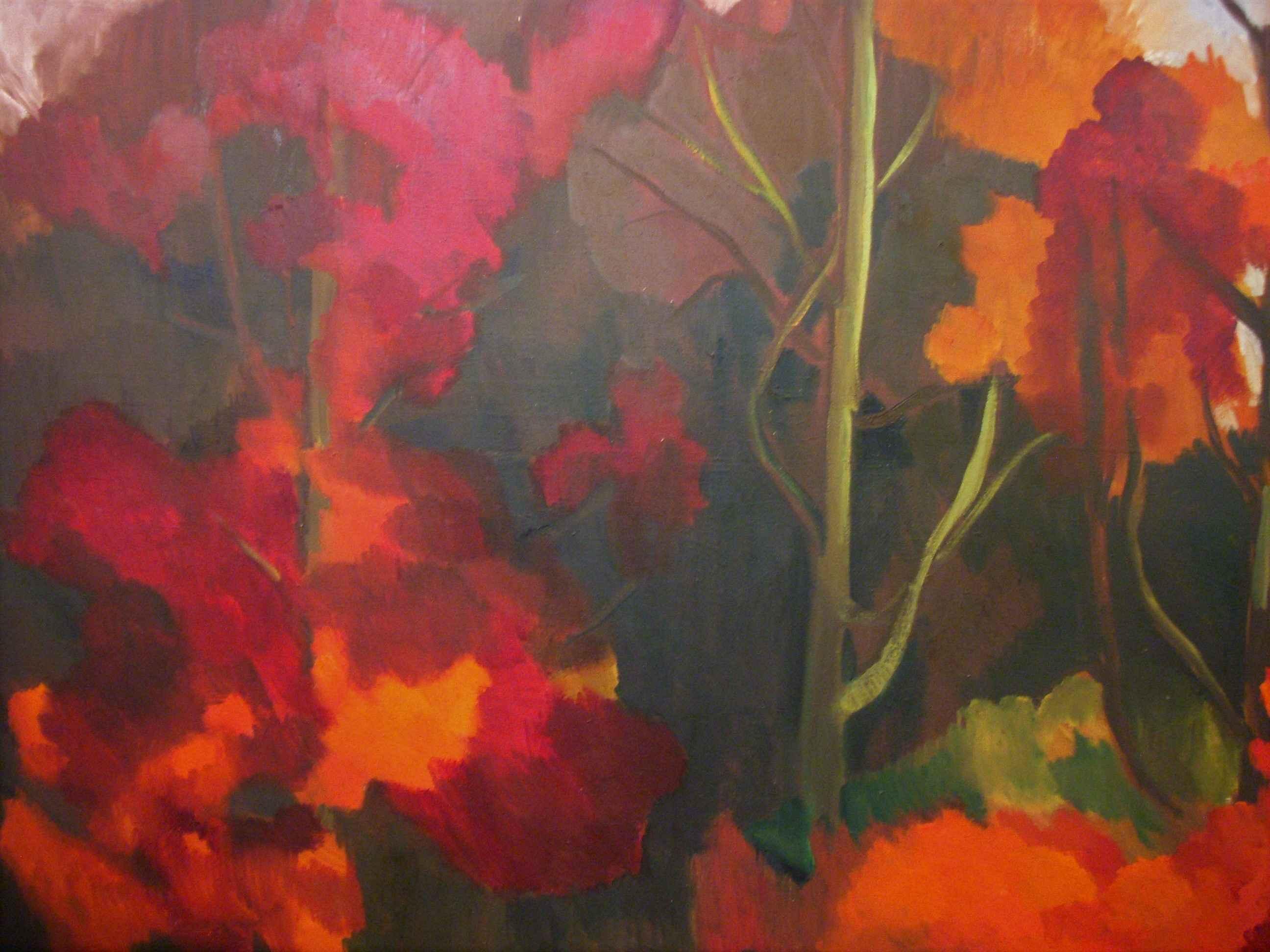 Unknown (Autumn Trees) by  Shirley Gittelsohn - Masterpiece Online