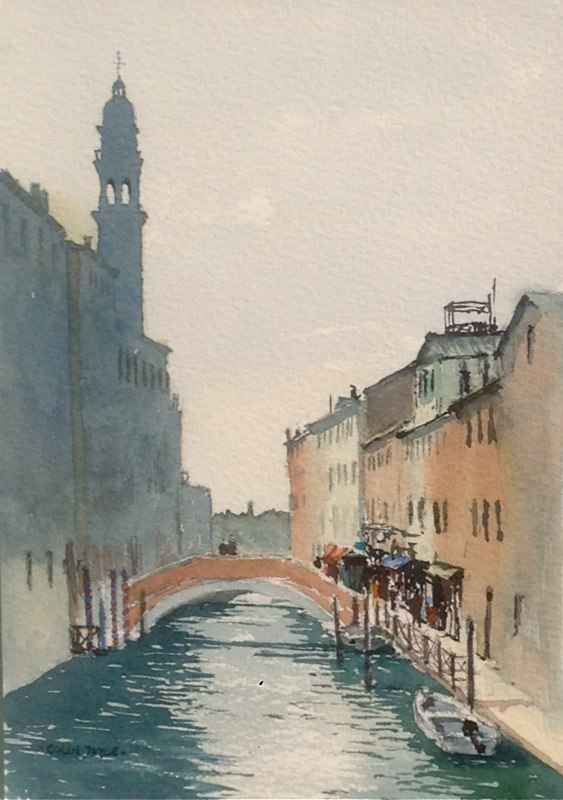 Morning Light, Venice by  Colin Joyce - Masterpiece Online