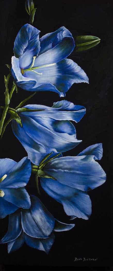 Bells Are Ringing by  Rena Bierman - Masterpiece Online