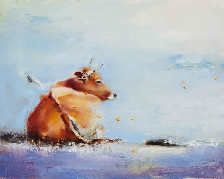 Winter's Gold by  Elsa Sroka - Masterpiece Online