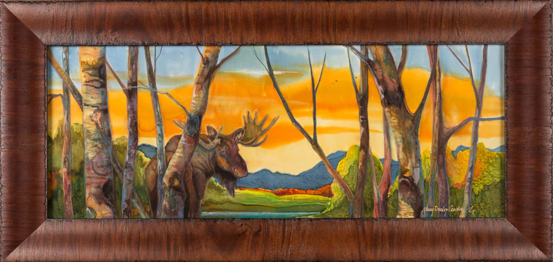Look Back in Wonder by  Nancy Cawdrey - Masterpiece Online