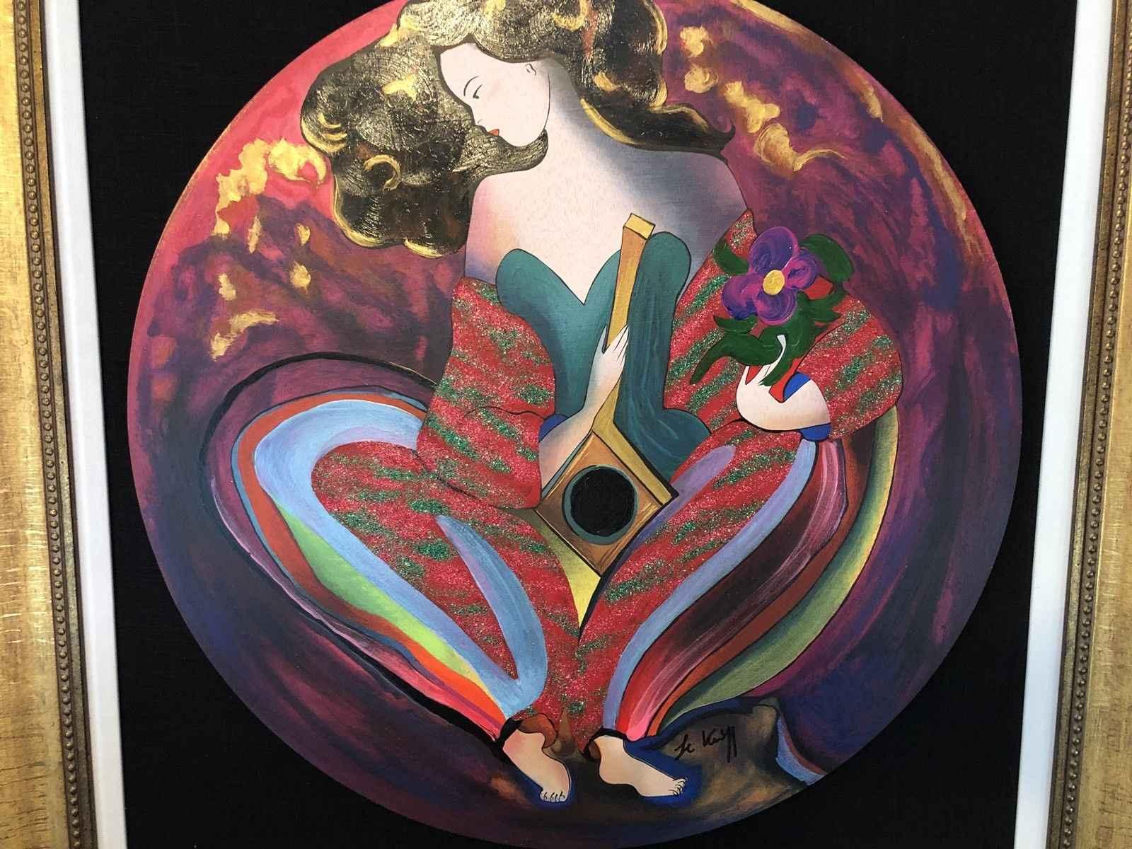 La Clemence by  Linda Le Kinff - Masterpiece Online