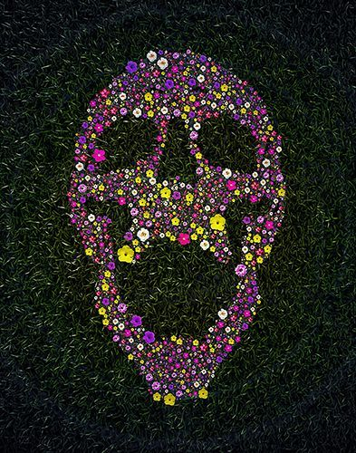 Skull Continuum 235 by  Christopher Welch - Masterpiece Online