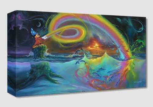 Mickey's Magical Colo... by  Jim Warren - Masterpiece Online