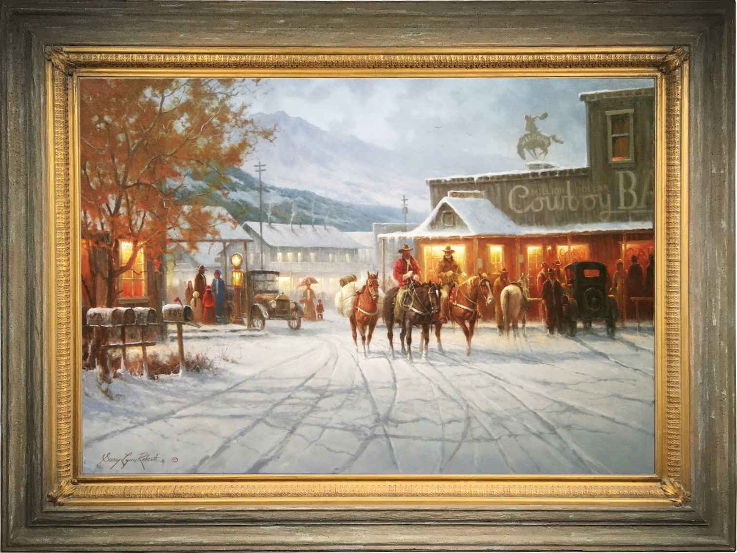 The Old Timers by  Gary Lynn Roberts - Masterpiece Online