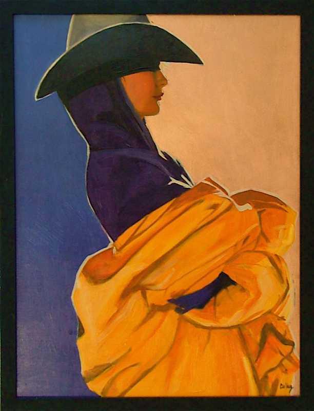 Orange Crush Original by  David DeVary - Masterpiece Online