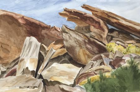 William Riedell - Roc... by  Resale Gallery  - Masterpiece Online