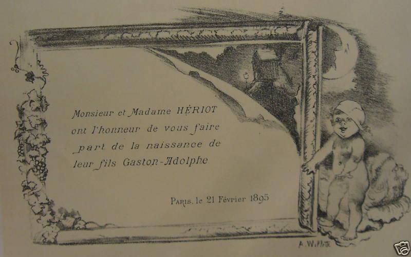 Programmes illustres ... by   Adolphe Willette - Masterpiece Online