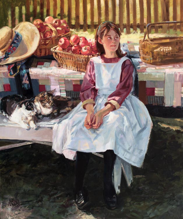 A NEW WORK- A Quiet ... by  Barbara Summers Edwards - Masterpiece Online