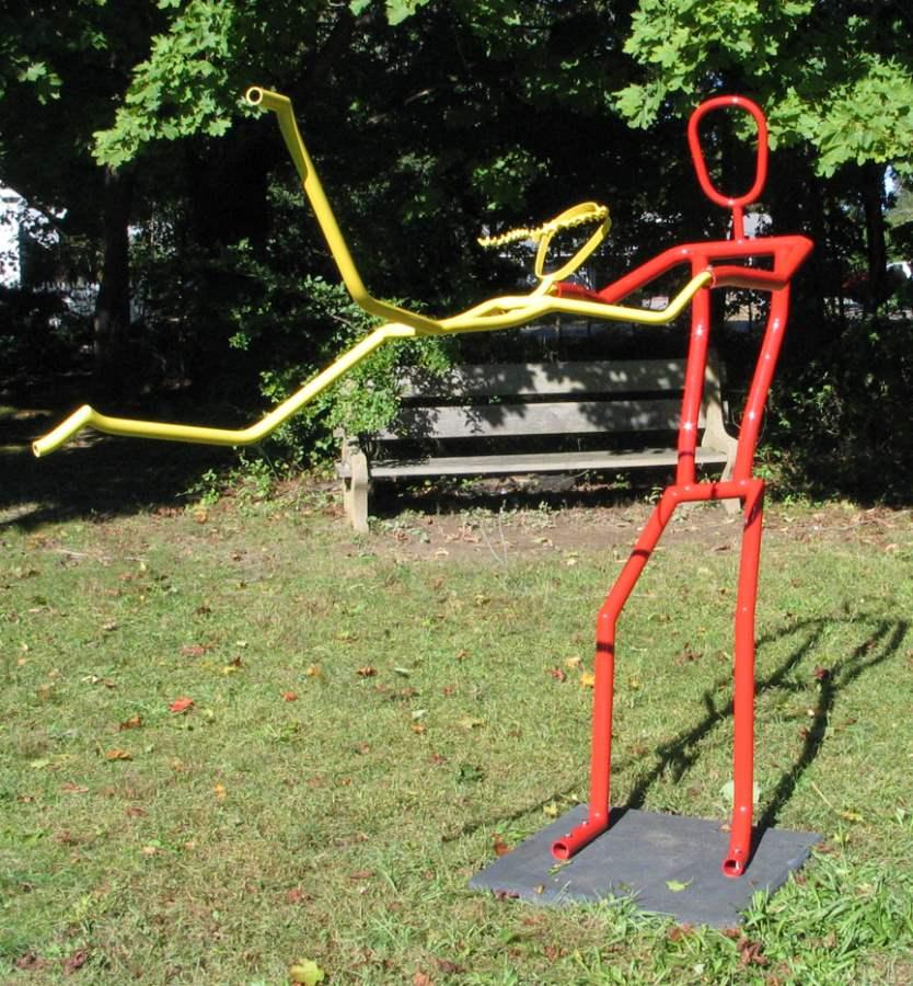 Swinging Jenny- by  Jay Lagemann - Masterpiece Online
