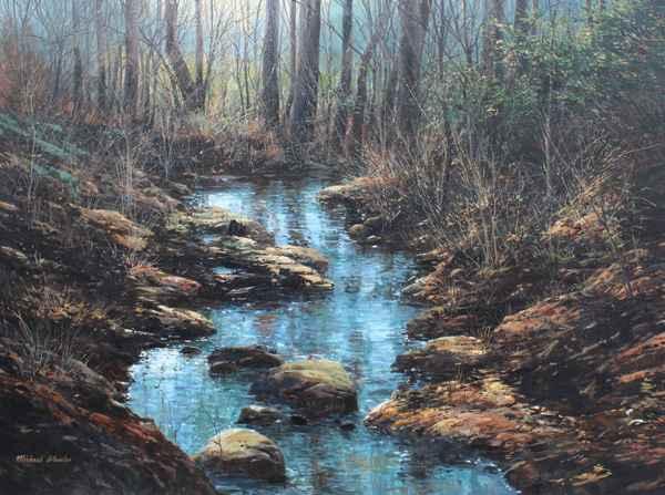 Highlights on Dark St... by  Michael Wheeler - Masterpiece Online